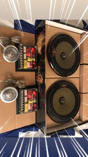 Dragon sounds high quality components $160 for Sale in Roswell, NM