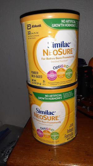 SIMILAC NEO~SURE INFANT FORMULA for Sale in Tacoma, WA