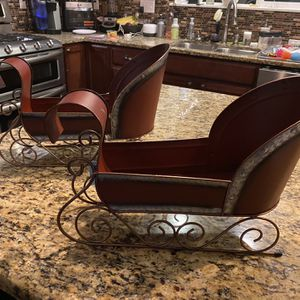 Metal Sleighs for Sale in Snoqualmie, WA