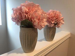 Decor Vase Flowers for Sale in Everett, WA