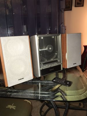 Sony combination Stereo/CD/Radio player for Sale in Anaheim, CA