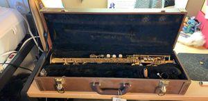 E.M. Winston Soprano Saxophone for Sale in Philadelphia, PA