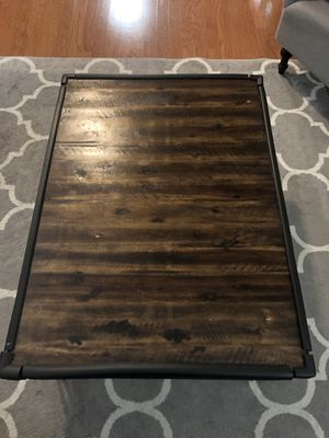 Large table (with child proof bumpers) for Sale in Rockville, MD