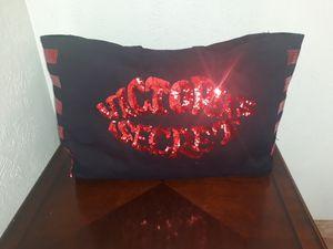 Love Victoria Secret Large Black / Red Tote Bag for Sale in Irving, TX