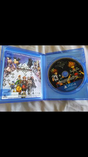 Kingdom hearts 1.5 & 2.5 for Sale in Los Angeles, CA