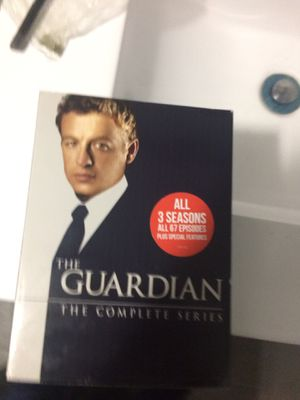 The Guardian dvd full 3 seasons for Sale in South Holland, IL