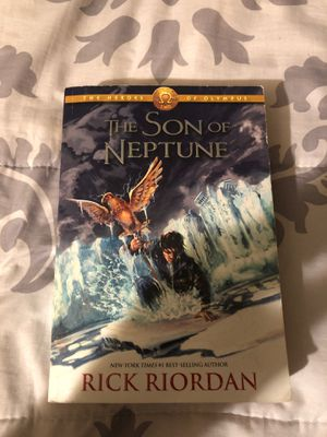 The Son of Neptune Book for Sale in Akron, OH
