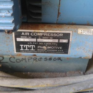 Portable Compressor for Sale in Mahwah, NJ