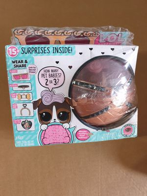 LOL Surprise Biggie Pets 15+ Surprises Toy Gift (Brand New) for Sale in Palos Hills, IL