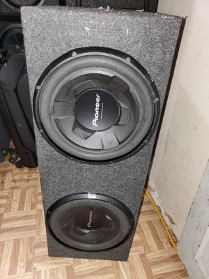Subwoofers for Sale in Chicago, IL