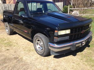 1992 Chevy Silverado 350ss 5speed for Sale in Mooresville, NC