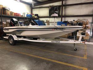 Nitro Nx750 fishing boat for Sale in Nashville, TN