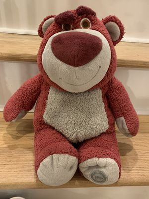 Lotso scented Bear Toy Story for Sale in Englewood, NJ