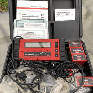 SNAP-ON Scanner for Sale in South Hill, WA