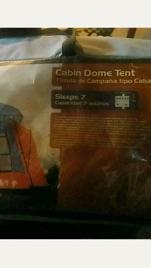 Cabin tent for Sale in South Milwaukee, WI