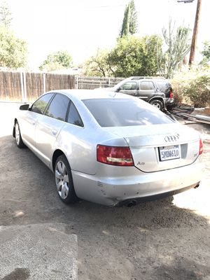 06 Audi A6 parts part out for Sale in Corona, CA