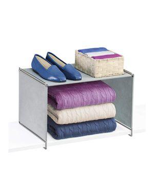 Lynk Vela Closet Organizer Extra Shelf (Platinum) for Sale in undefined
