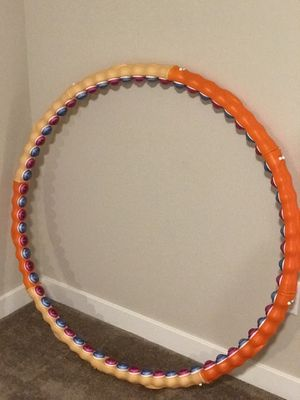 Magnetic health hula hoop 🌺 Weight 2,5 kg for Sale in Everett, WA