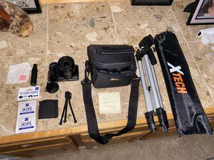 Canon Camera+ accessories for Sale in Bellevue, WA