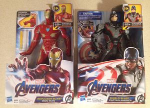"Marvel Avengers Endgame Action Figures 13"" - NEW for Sale in Kenmore, WA"