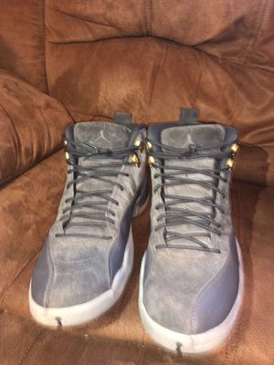 Jordan 12 Wolf Grey Size 12 for Sale in Turlock, CA