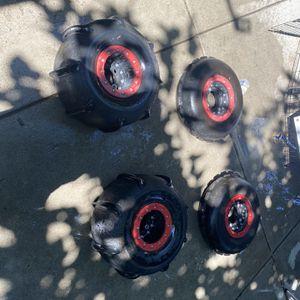 Sand Paddles For Quad V Locks for Sale in San Jose, CA