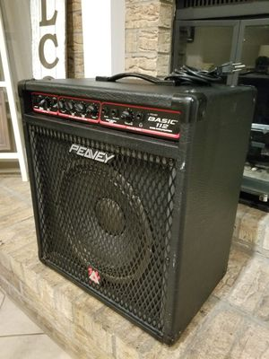 Peavey 112 Bass Amplifier for Sale in Galena Park, TX