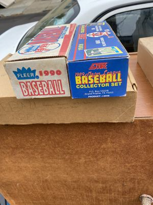 Baseball cards for Sale in Richmond, CA