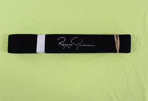 Royce Gracie Signed Autographed Jiu-Jitsu Black Belt UFC MMA for Sale in Saratoga, CA