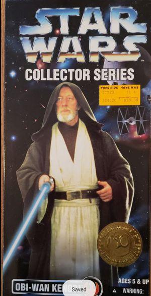 New Star Wars 12 Inch Obi-Wan Kenobi Figure. for Sale in Apopka, FL