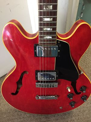 Mid 70s Gibson es 335td for Sale in Stuart, FL