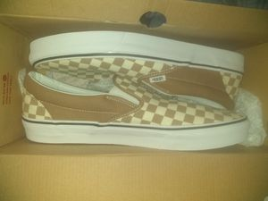 Size 13 vans new for Sale in Chula Vista, CA