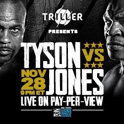 Mike Tyson Fight Tickets Nov8 for Sale in Los Angeles, CA
