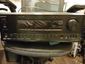 Onkyo TX-NR801 THX certified 7.1 receiver for Sale in Rosemead, CA