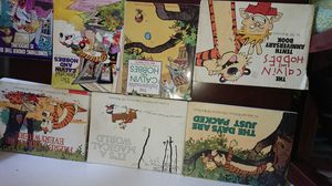 Calvin and Hobbes large comic books for Sale in Phoenix, AZ