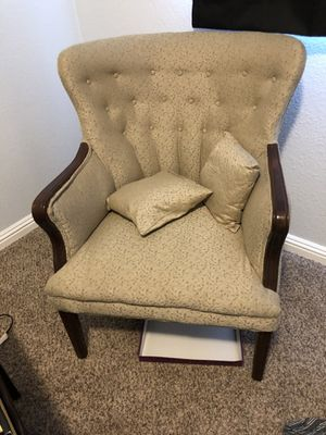 Tea table and antique chair for Sale in San Bruno, CA