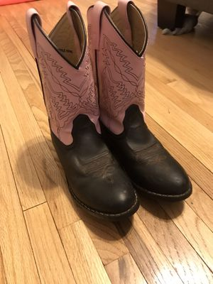 Girls cowboy boots for Sale in Minneapolis, MN