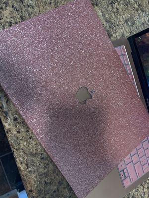 2018 Mac book air rose gold for Sale in Spanaway, WA