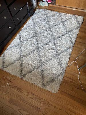 Nuloom 4'x6' rug, pickup in west Seattle $25 obo for Sale in Seattle, WA