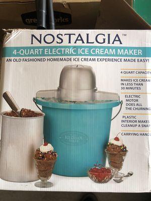 Ice cream Maker for Sale in Las Vegas, NV