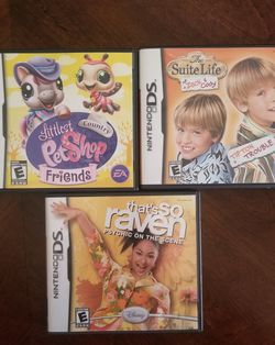*****NINTENDO DS GAMES***** for Sale in Fresno,  CA