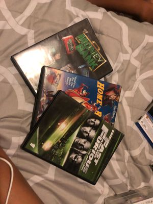 Three movies for $10 for Sale in Phoenix, AZ