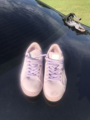 Pink Pumas size 7 for Sale in Nashville, TN