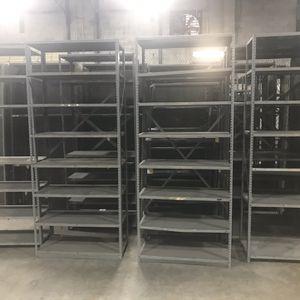 Warehouse Shelves Metal for Sale in Norcross, GA
