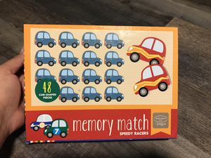 Kathy Ireland Memory Match - Speed Racers for Sale in Pinellas Park, FL