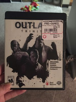 Xbox one game, outlast for Sale in Kirkland, WA