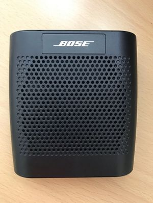 Bose Soundlink Bluetooth Speaker for Sale in Boca Raton, FL