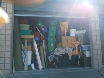 12 X 25 Storage Unit Completely Full! for Sale in Colorado Springs,  CO
