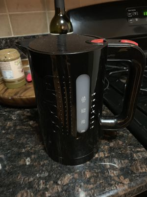 Electric water kettle by bodum for Sale in San Diego, CA