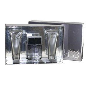 I AM KING BY SEAN JOHN 3 Piece GIFT SET 3.4oz EDT Spray, 3.4oz Shower Gel, 3.4oz After Shave Balm FOR MEN for Sale in Baldwin Hills, CA